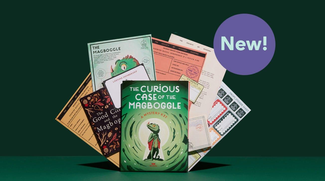 Mystery Kits Carousel new