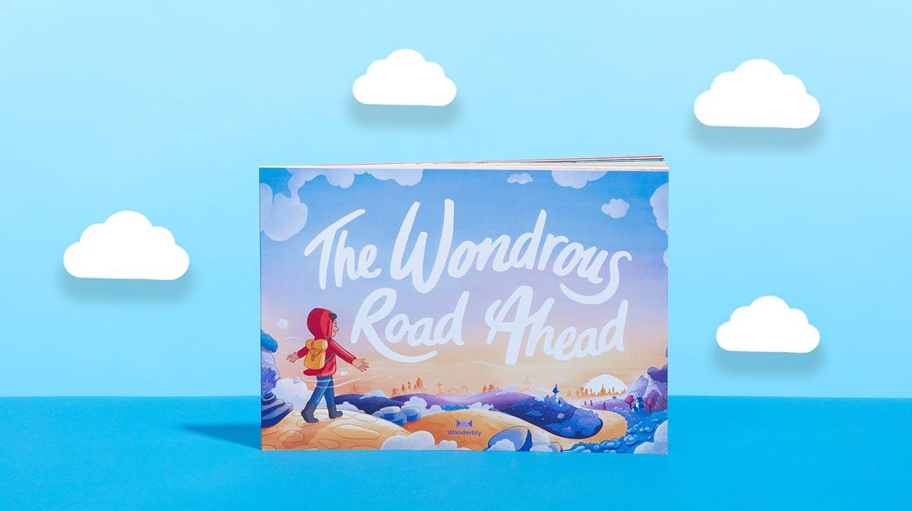 Th Wondrous Road Ahead Book Image