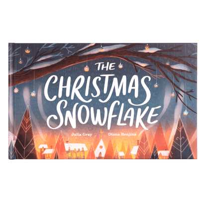 The Christmas Snowflake Book