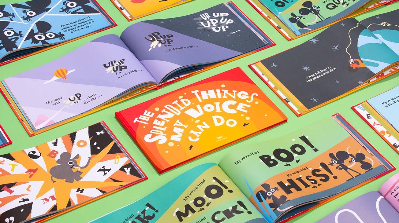 MSV_Multi Book Carousel
