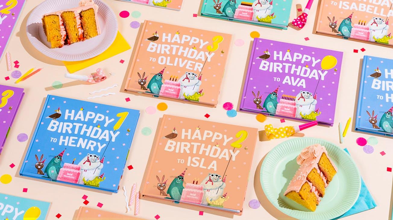 Happy Birthday Group Covers
